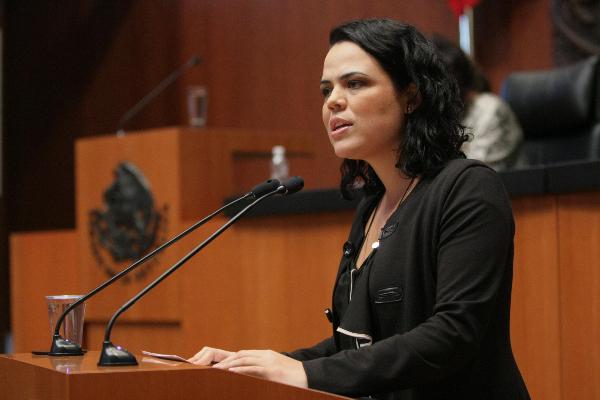 AMLO Mariana Gómez del Campo