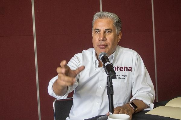 Díaz Durán impugnó el padrón de afiliados en el TEPJF, pues argumenta que la convocatoria está violando la Ley General de Instituciones y procedimientos electorales. Foto: Especial