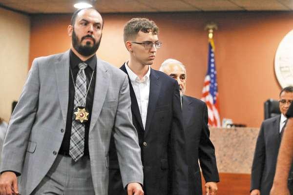ASESINO. Crusius se encuentra detenido sin derecho a fianza en una cárcel de El Paso. Foto: AP.