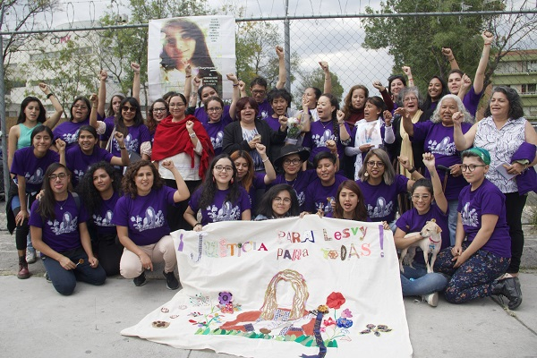 """Por unanimidad se declaró a Jorge Luis """"N"""" culpable del feminicidio de Lesvy Berlín Osorio. Esto en el tribunal de justicia de la Ciudad de México. Foto: Cuartoscuro"""
