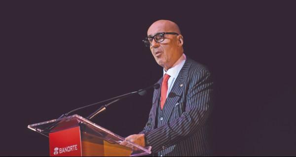 MARCOS RAMÍREZ. Director General de Grupo Financiero Banorte. Foto: Nayeli Cruz