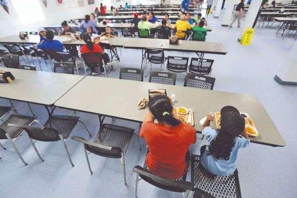 META. La legislación prevé que ya no existan centros de detención privados para el año 2028. Foto: AP