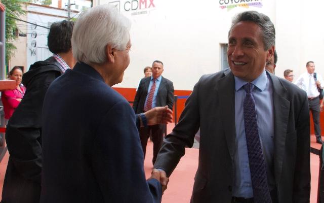 Alcalde de Coyoacán rinde primer informe de Gobierno