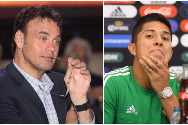 David Faitelson y Carlos Salcedo. Especial