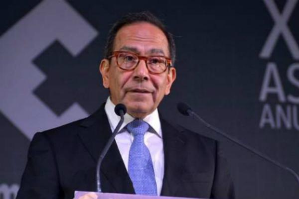 Carlos Salazar, presidente del Consejo Coordinador Empresarial. Foto: Especial.