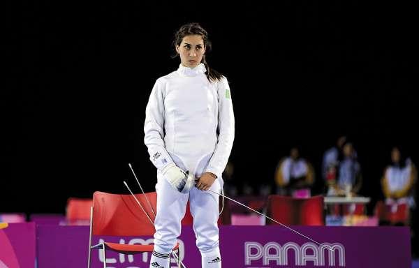 25 años, la edad de la atleta jalisciense. Foto: Mexsport.
