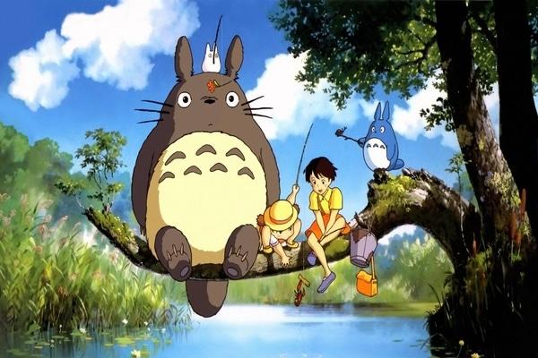 Películas de Studio Ghibli.