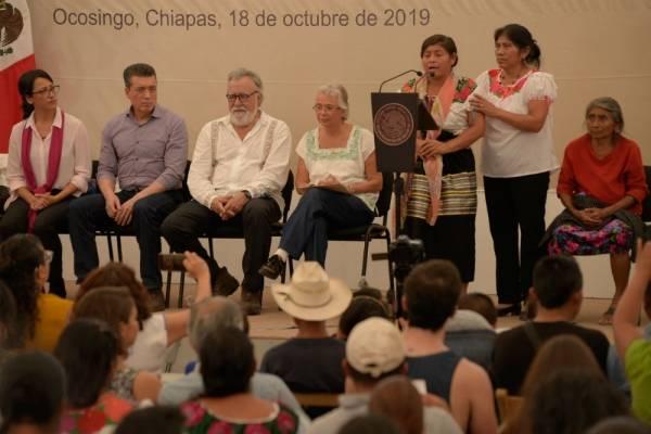 OBRA. Delia Pérez y sus tres hijas fueron detenidas arbitrariamente y después violadas por elementos del Ejército Mexicano.