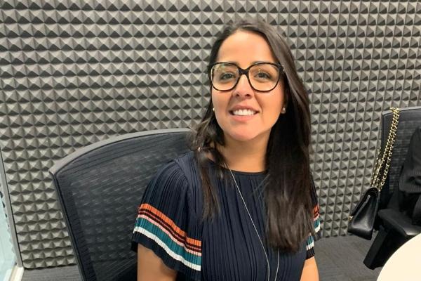 alcaldesa Paty Ortiz Magdalena Contreras El Heraldo Radio