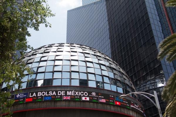 La Bolsa Mexicana de Valores. Cuartoscuro