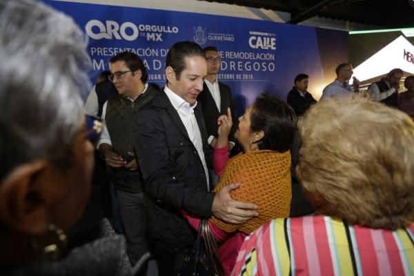 Francisco Domínguez, de Querétaro. Foto: @PanchDominguez