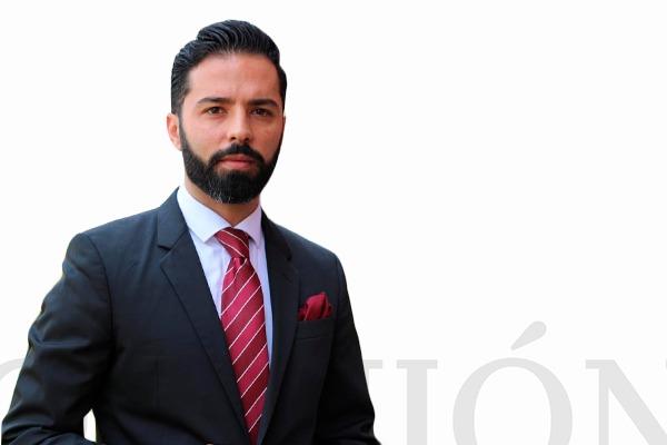 Jorge Iván Domínguez, El Heraldo de México