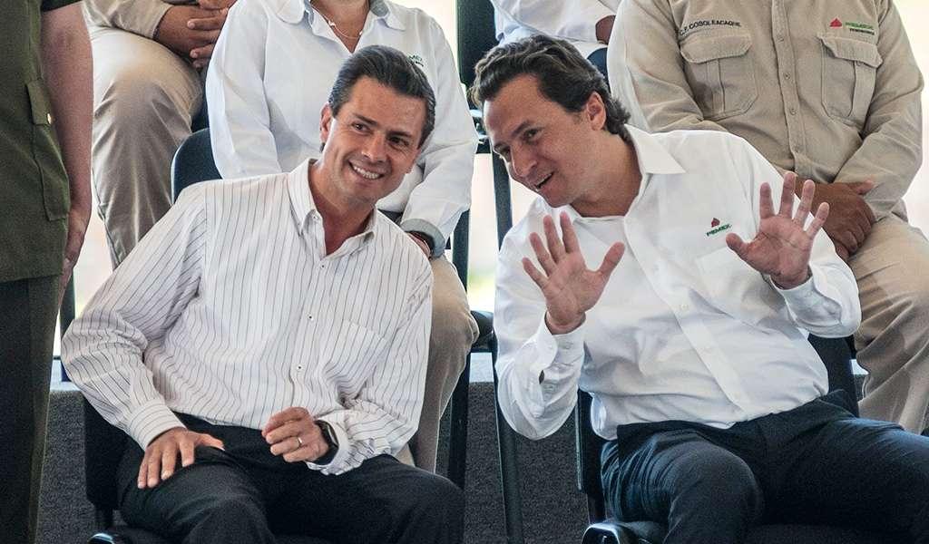 Fue en el sexenio anterior cuando Citapia consiguió las obras más importantes de la administración pública federal de Peña Nieto, periodo que coincide con las probables acciones ilícitas en Pemex imputadas a Lozoya. Foto: Cuartoscuro