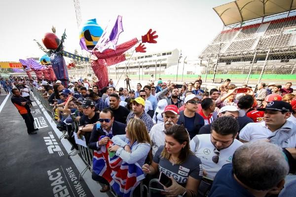 Se invitará a los asistentes del Gran Premio de México a visitar diversas entidades del país. Foto: @MEXICOGP
