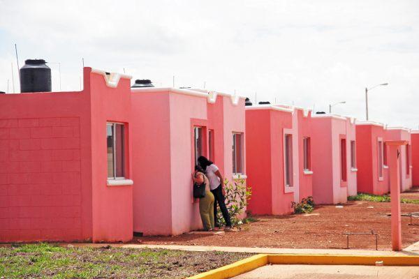 CRÉDITO. Los sectores hipotecario y automotriz, con alza de doble dígito. Foto: CUARTOSCURO