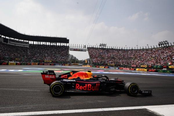 El Gran Premio de México 2019 fue todo un éxito. Foto: Nayeli Cruz