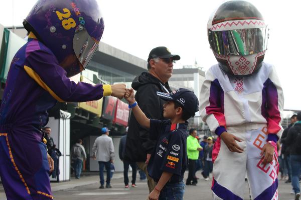 Este fin de semana se llevo a cabo el Gran Premio de México 2019 de la Fórmula 1 FOTO:CUARTOSCURO.COM