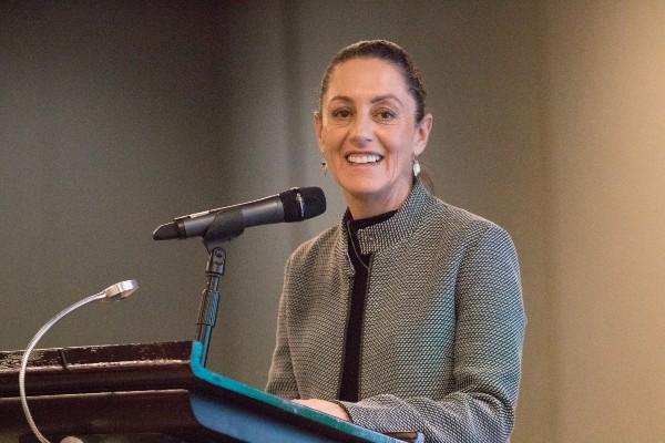 PLAN. Sheinbaum expuso su Programa Ambiental y de Cambio Climático 2019-2024. Foto: Cuartoscuro