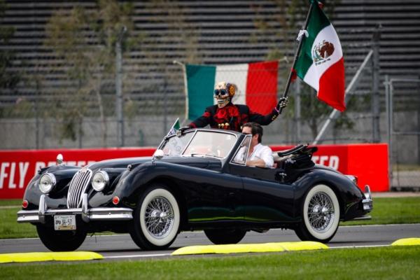 El Gran Premio de México de la Fórmula 1. Foto: Nayeli Cruz