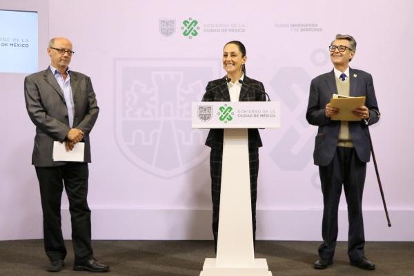 La jefa de Gobierno, Claudia Sheinbaum. Foto: Especial