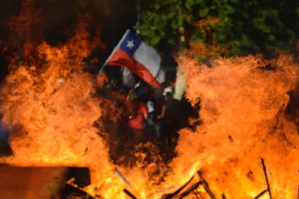 Disturbios en Chile no provocarán que Conmebol cambie sede de la Final. AP