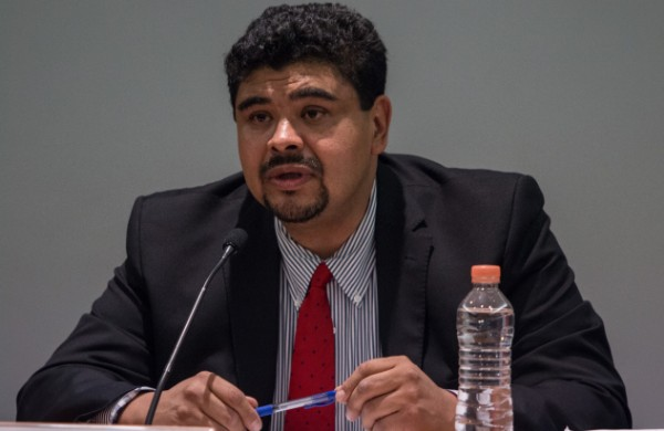 Alejandro Gaytán González, unida de Planeación Económica. Foto: Cuartoscuro