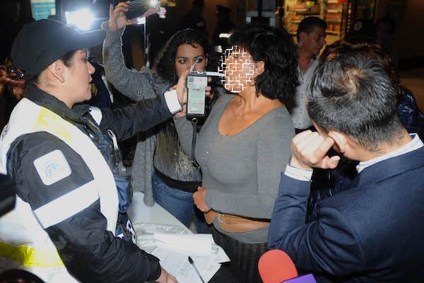 conductores ebrios detenidos audiencia antes de multa scjn