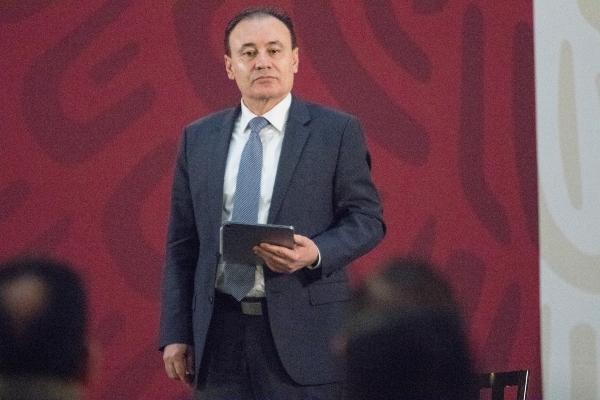 El secretario de Seguridad, Alfonso Durazo. Foto: Cuartoscuro