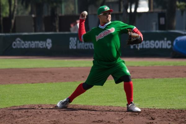 Selección mexicana de beisbol. Foto: Cuartoscuro