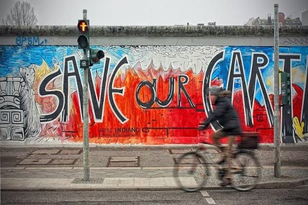 Este 9 de noviembre fue la  conmemoración de los 30 años de la caída del muro de Berlín. FOTO: ESPECIAL