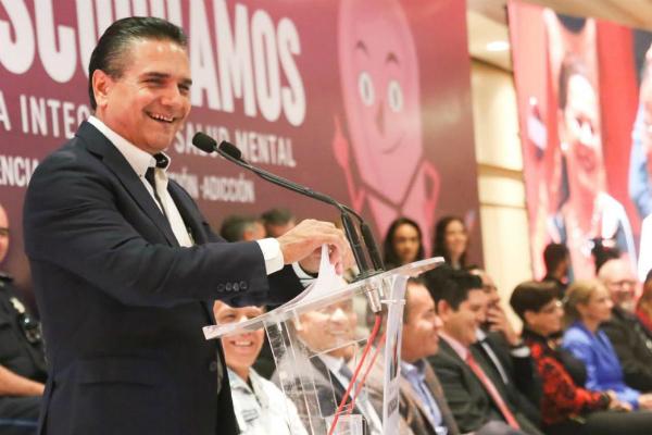 Gobierno de Michoacán lanza campaña Integral de Salud Mental