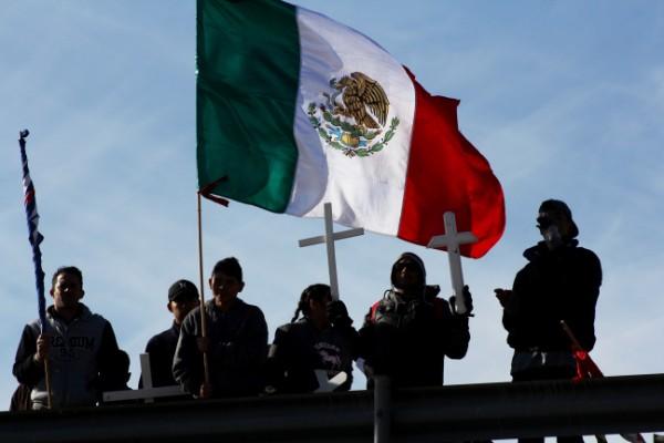 En el ataque perdieron la vida ocho personas mexicanas y otras ocho resultaron heridas. Foto: Cuartoscuro