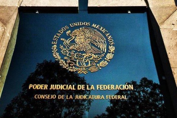 Consejo de la Judicatura Federal del Poder Judicial de la Federación. Foto: Especial