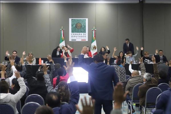Con 321 votos a favor y 78 en contra, la Cámara de Diputados avala en lo general el PEF2020. Foto: @CanalCongreso