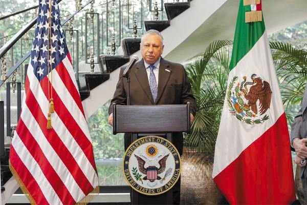 PRESENTE. Juan González Moreno, presidente y director de Gruma, estuvo en el evento. Foto: Especial