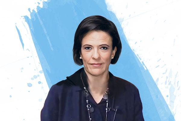 Ana Laura Magaloni Kerpel / Integrante de la terna para ser ministra de la SCJN / Ilustración / Heraldo de México