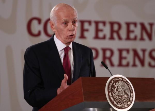 Luis Niño de Rivera Lajous, presidente de la Asociación de Bancos de México (ABM). Foto: Cuartoscuro