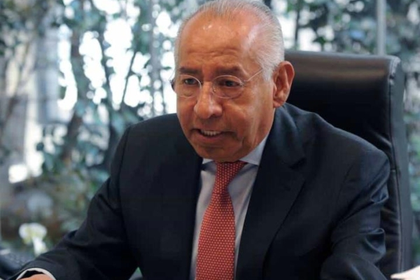 Ignacio Morales Lechuga, exprocurador general de la república FOTO:ESPECIAL