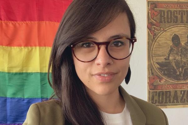 Lucía Riojas, diputada independiente FOTO:TWITTER @LuRiojas