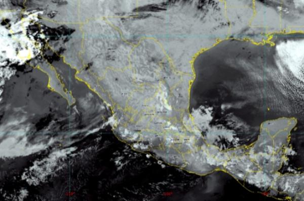 Cuajimalpa, Milpa Alta, Tlalpan, Xochimilco, Alvaro Obregón y Magdalena Contreras despiertan con bajas temperaturas. FOTO: Twitter