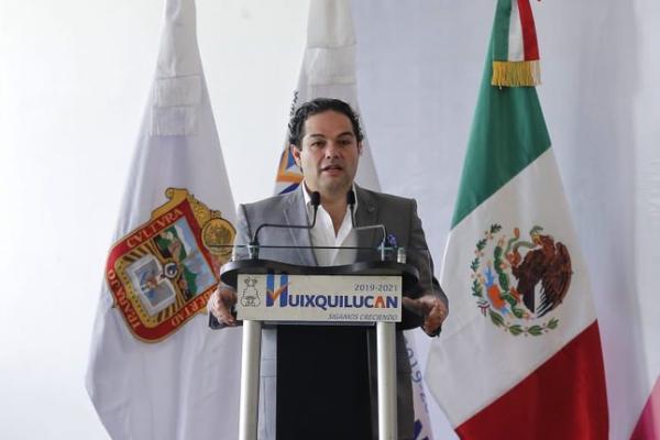 Enrique Vargas del Villar presupuesto municipios Huixquilucan