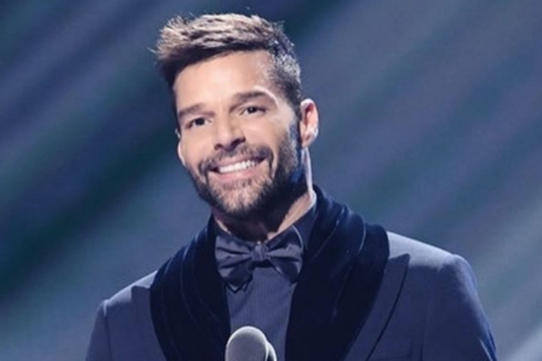 ricky martin pack video intimo