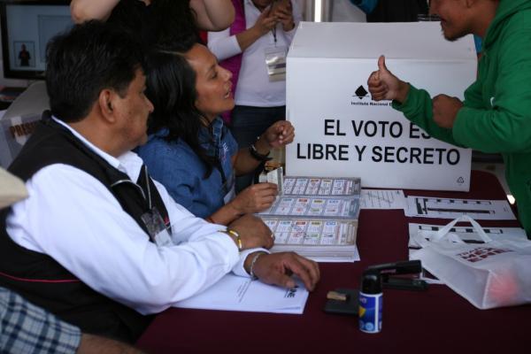 SE APRIETA EL CINTURÓN.   Debido al recorte se aplaza la construcción de la sede de la Junta local en Aguascalientes y en Nuevo León. Foto: Cuartoscuro