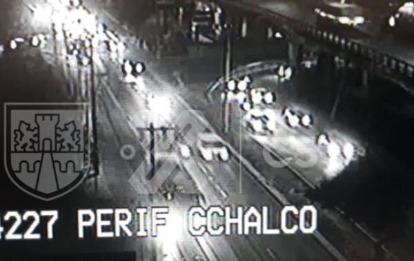 tráfico mexico cdmx 5 diciembre jueves