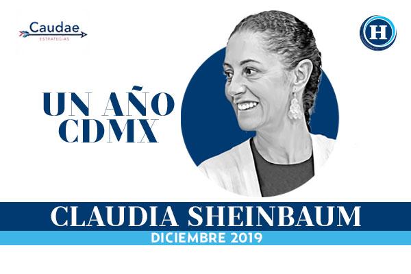Primer informe de gobierno Claudia Sheinbaum. Foto: Heraldo de México