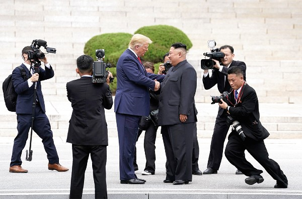 Donald Trump- Kim Jong-Un