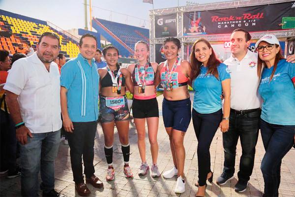 Maratón_ de _Cancún