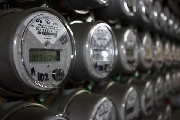 Cofece finalizó la investigación en contra de Grupo IUSA, al no encontrar elementos que señalen prácticas monopólicas en el mercado de medidores de luz eléctrica. FOTO: MOISÉS PABLO /CUARTOSCURO.COM