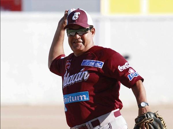 LEYENDA. El mánager azteca cosechó 17 campeonatos en una trayectoria de más de 30 años en el beisbol de nuestro país. Foto: Mexsport
