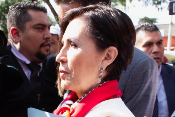 Vincularán a proceso a Rosario Robles